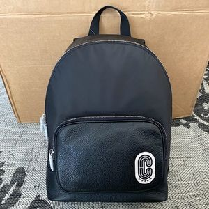 Coach Court Backpack With Coach Patch